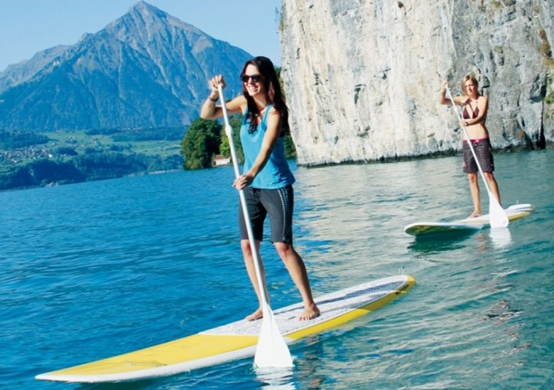 Outdoor Activities buchen bei Mountainsurf, Unterseen Interlaken Thunersee